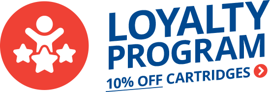 tasmanian printer cartridges loyalty program